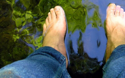 Barefooting Has Many Health Benefits