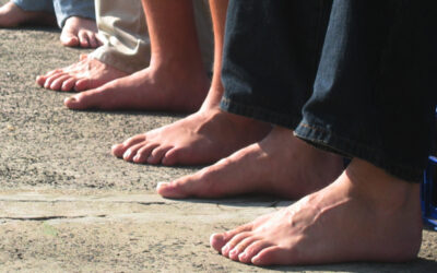 Barefooting in Public