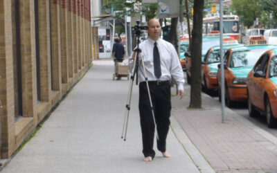 Is the Newest Barefooter in Town a Media Writer?