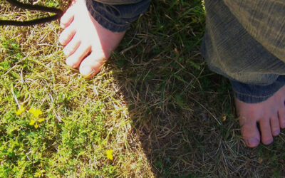 Tips for Barefooting Beginners