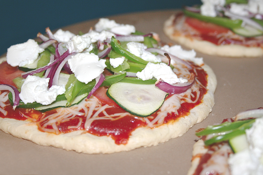 Grain free Homemade Pizza