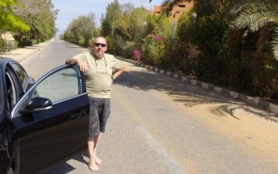 A Barefoot Texan in Egypt