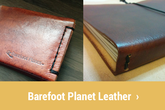 Barefoot Planet Leather