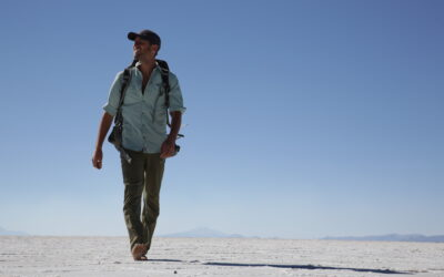 Environmental Activist Rob Greenfield Talks About His Barefoot Lifestyle