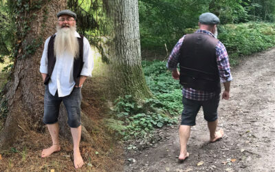 Sole to Ground – a barefooter's poem